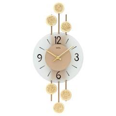 Dizajnové nástenné hodiny 9439 AMS 47cm