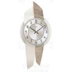 Dizajnové nástenné hodiny 9498 AMS 50cm