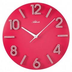 Dizajnové nástenné hodiny AT4397-1, 30cm