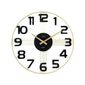 Dizajnové nástenné hodiny JVD HT051.3 40cm