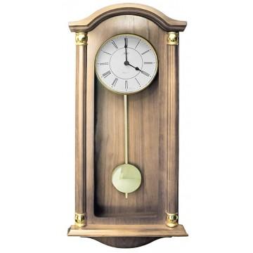 Drevené nástenné hodiny ASSO A19/346/11, 59cm