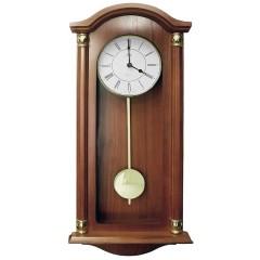 Drevené nástenné hodiny ASSO A19/346/4, 59cm