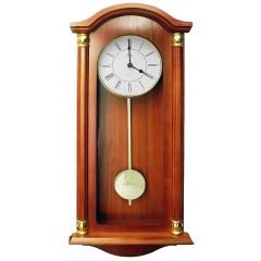 Drevené nástenné hodiny ASSO A19/346/2, DCF, 59cm