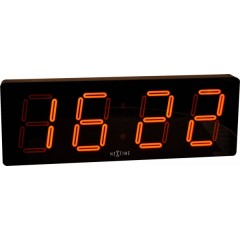 Digitálne hodiny 3059 Nextime Big D 52cm
