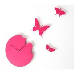 Diamantini & Domeniconi Butterfly magenta 40cm