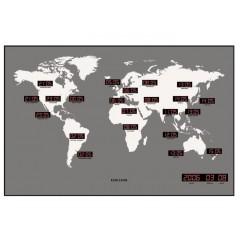 Karlsson hodiny World 4371 55cm