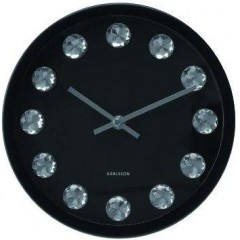 Karlsson hodiny Medium Diamond 5191 24cm