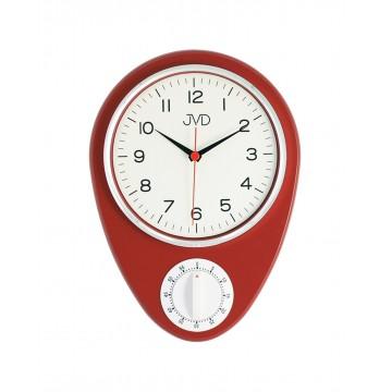 Hodiny s minútkou JVD HO365.1, 24cm