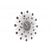 Designové nástenné hodiny 4860BK Karlsson 30cm