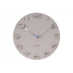 Nástenné hodiny 5311GY Karlsson 42cm