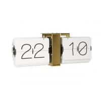 Dizajnové preklápacie hodiny KA5601WH Karlsson 36cm