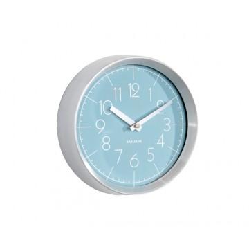 Dizajnové nástenné hodiny 5637BL Karlsson 22cm