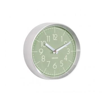 Dizajnové nástenné hodiny 5637GR Karlsson 22cm