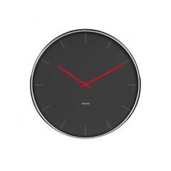 Dizajnové nástenné hodiny 5643GY Karlsson 40cm