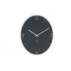 Dizajnové nástenné hodiny 5650GY Karlsson 39cm