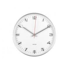 Dizajnové nástenné lentikulárne hodiny 5656WH Karlsson 30cm