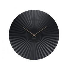 Dizajnové nástenné hodiny 5657BK Karlsson 40cm