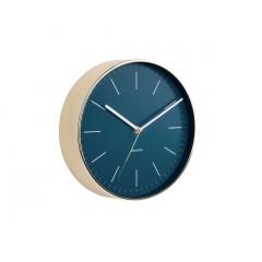 Nástenné hodiny 5695BL Karlsson Minimal, 28cm
