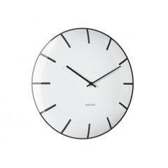 Dizajnové nástenné hodiny 5722WH Karlsson 40cm