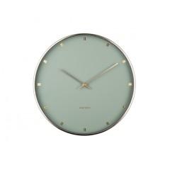 Dizajnové nástenné hodiny KA5776GR Karlsson 27cm