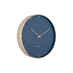 Dizajnové nástenné hodiny KA5776BL Karlsson 27cm