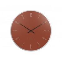 Nástenné hodiny 5800BR Karlsson 40cm