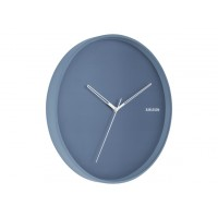 Dizajnové nástenné hodiny 5807BL Karlsson 40cm