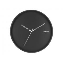 Dizajnové nástenné hodiny 5807BK Karlsson 40cm