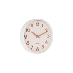 Dizajnové nástenné hodiny 5808WH Karlsson 22cm