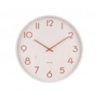 Dizajnové nástenné hodiny 5810WH Karlsson 60cm