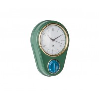 Hodiny s minútkou Present Time PT3264GR, 23cm