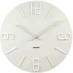 Karlsson hodiny KA5462WH biele 40cm