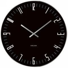 Karlsson hodiny 4912 XL Slim 60cm