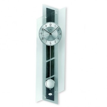 Kyvadlové hodiny 5217 AMS riadené rádiovým signálom 84cm