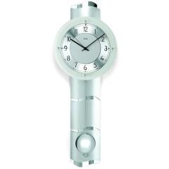 Kyvadlové hodiny 5215 AMS riadené rádiovým signálom 66cm