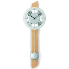 Kyvadlové hodiny 5234/18 AMS riadené rádiovým signálom 72cm