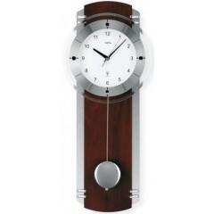 Kyvadlové hodiny 5245/1 AMS riadené rádiovým signálom 58cm