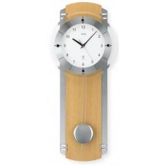 Kyvadlové hodiny 5245/18 AMS riadené rádiovým signálom 58cm