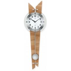 Kyvadlové hodiny 5251 AMS riadené rádiovým signálom 78cm