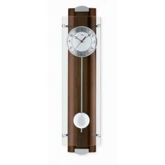 Kyvadlové hodiny 5259/1  AMS riadené rádiovým signálom 66cm