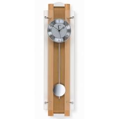 Kyvadlové hodiny 5259/18  AMS riadené rádiovým signálom 66cm