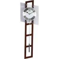 Kyvadlové hodiny MPM 3187.54 tmavé drevo, 70cm