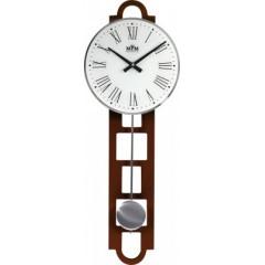 Kyvadlové hodiny MPM 3185.54 tmavé drevo, 68cm