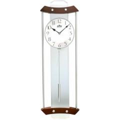 Kyvadlové hodiny MPM 3053.54 tmavé drevo, 64cm