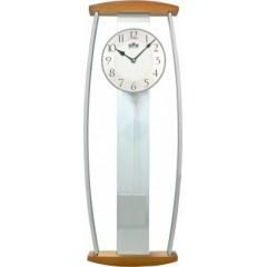Kyvadlové hodiny MPM 3052.53 svetlé drevo, 64cm