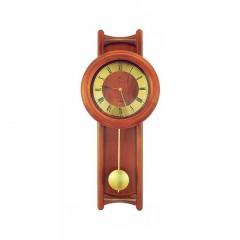 Kyvadlové hodiny ZEIT.punkt 17/267/2-762, rádiom riadený čas, 63