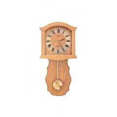 Kyvadlové hodiny ZEIT.punkt 17/315/6-762, rádiom riadený čas, 54