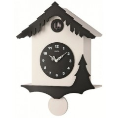 Kyvadlové kukučkové hodiny 7391 AMS 34cm
