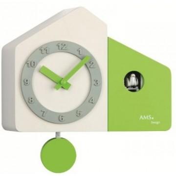 Kyvadlové kukučkové hodiny 7395 AMS 23cm