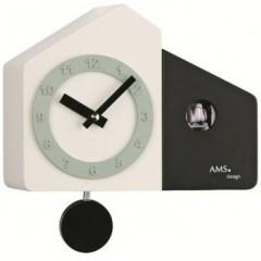 Kyvadlové kukučkové hodiny 7397 AMS 23cm